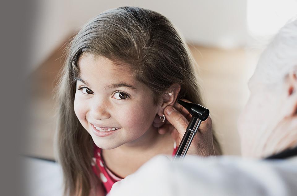 Audiometría en niños